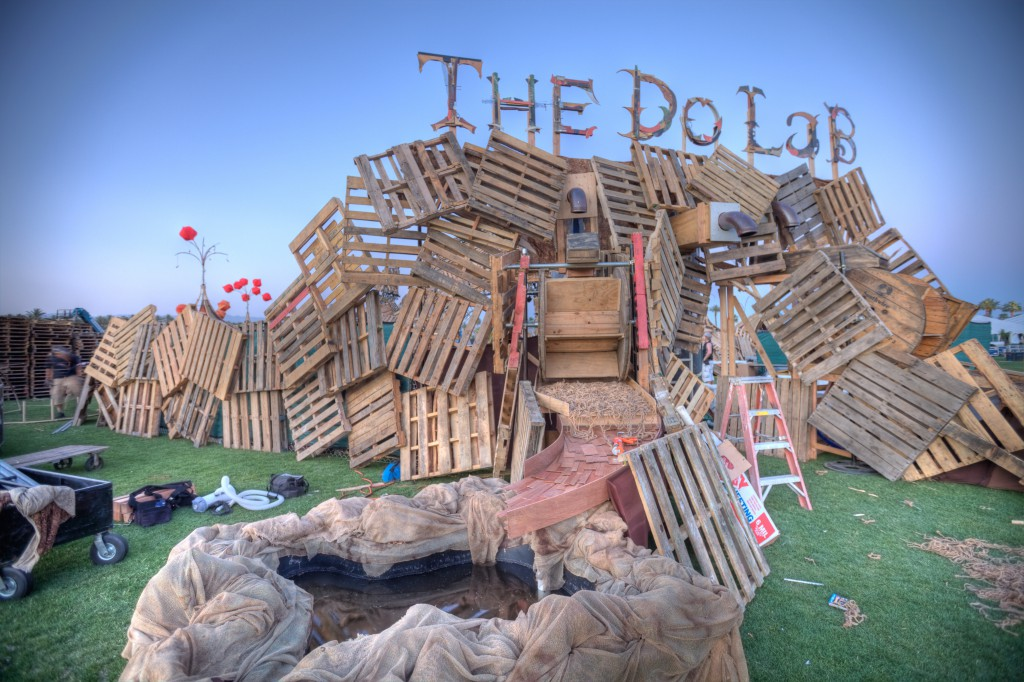 Coachella Thursday: The Do Lab