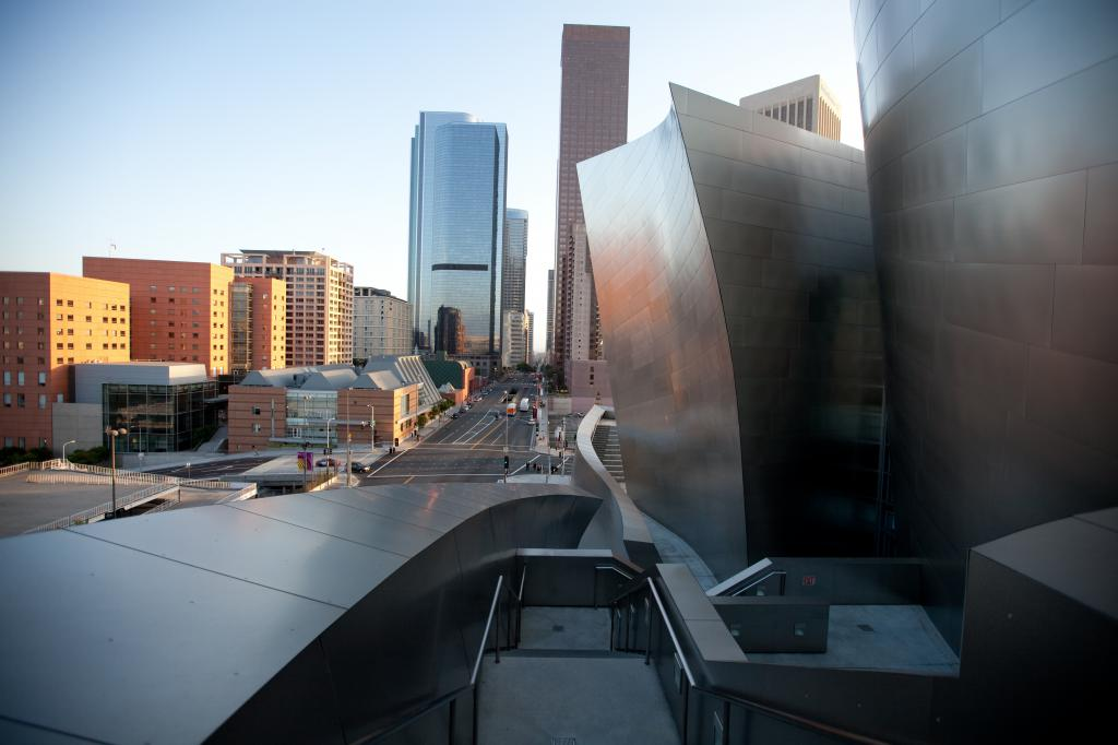 Grand from Disney Concert Hall