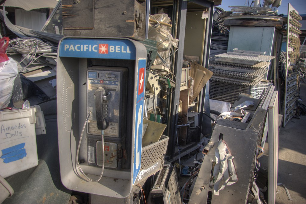 PacBell Payphone