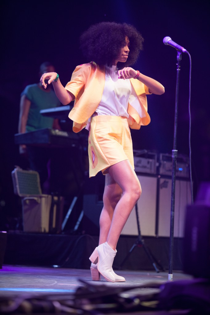 Solange At Coachella